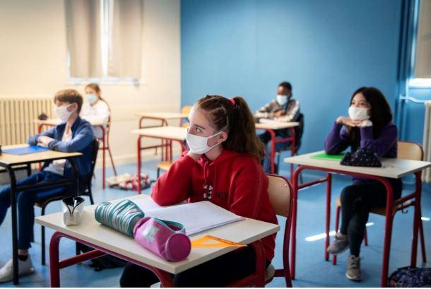 protocole sanitaire des écoles novembre 2020