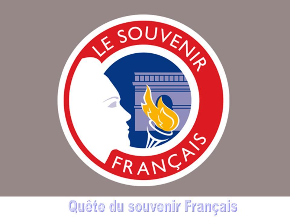 QUÊTE SOUVENIR FRANCAIS