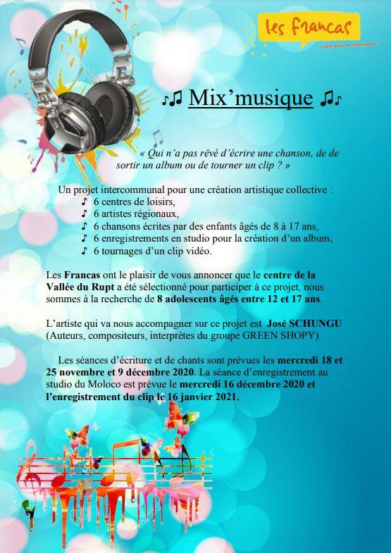 francas mix music