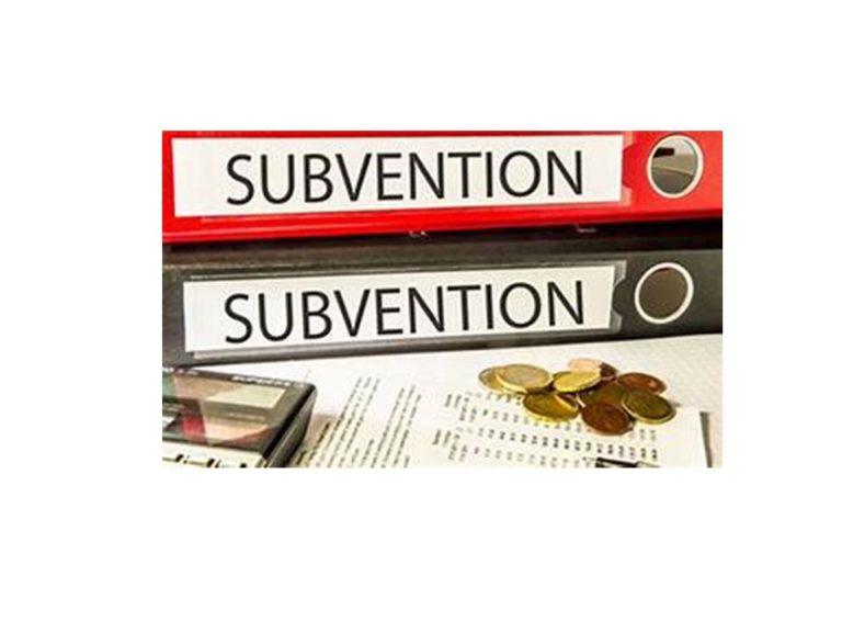 subventions PMA et région soutien entreprises