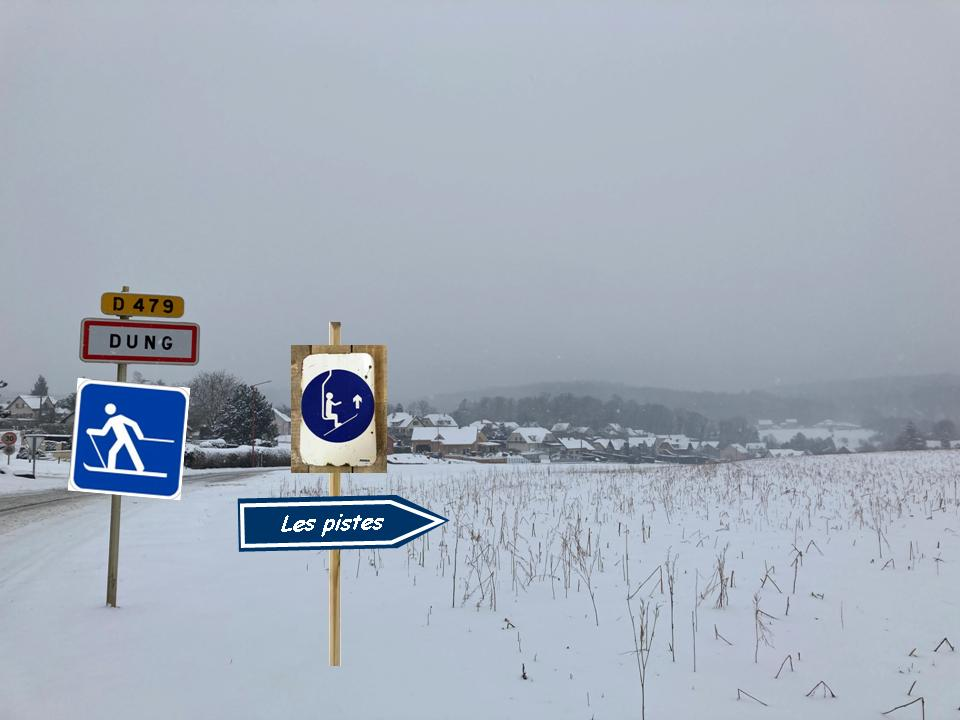 vacances d'hiver à dung(2)